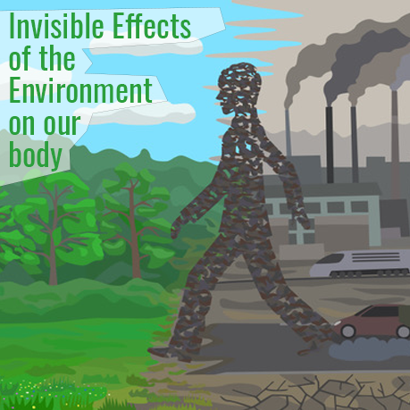 Invisible Effects of the Environment on our Body